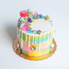 unicorn cake chicky treats