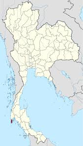 Map Of Thailand Phuket Province Wikipedia