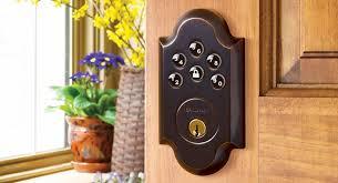 Baldwin Exterior Door Hardware Keypad Entry