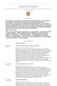 Accounting Resume Sample by Download Senior Accountant Resume Haadyaooverbayresort Com