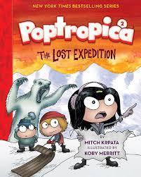 amazon com the lost expedition poptropica book 2 9781419721298