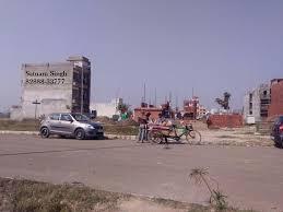 155 gaj corner plot available in gmada aerocity mohali aerocity