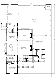 cottage house floor plans thornhill cottage mitchell ginn southern living house plans