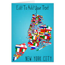 new york city greeting cards zazzle