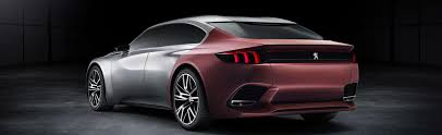 concept car of the concept cars the future cars by peugeot