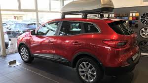 renault dezir interior renault kadjar model 2017 dezir red colour walkaround and