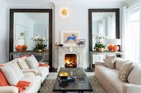 Formal Living Room Ideas by Cozy Decor Formal Living Room Ideas With Big Twins Mirror Close