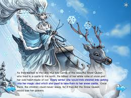 the snow queen musical children u0027s interactive storybook adventure
