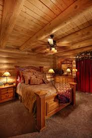435 best house images on pinterest timber frames architecture log bedroom yellowstone log homes log home interiorsrustic