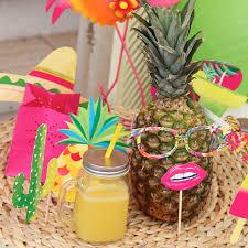 Decoration Mariage Tendance Déco Tropicale Du Flashy Pour Votre Fête Ou Votre Mariage
