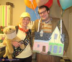 movie halloween costumes house carl fredricksen russell