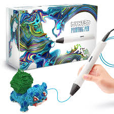 mynt3d professional printing 3d pen with oled display amazon com