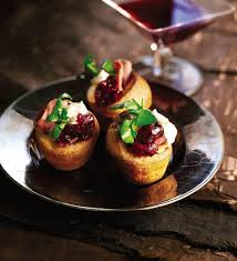 quick and easy canapé recipes delicious magazine