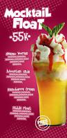 100 cocktail menu template free cocktail menu design
