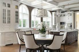 White Marble Dining Tables with Marble Round Kitchen Table Starrkingschool With Regard To White
