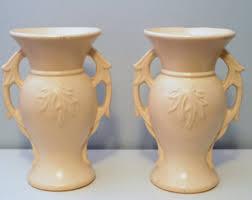 Mccoy Vase Value Antique Mccoy Etsy