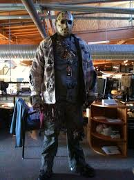 Jason Halloween Costume Jason Voorhees Costume By Rubenvoorhees1 On Deviantart