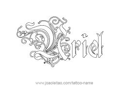 uriel angel name tattoo designs