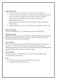 Resume Title Examples by Star Method Cv Examples Resume Templates