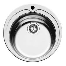 Fitmykitchen Pyramis Cr Single Round Bowl Sink Round Bowl - Round bowl kitchen sink
