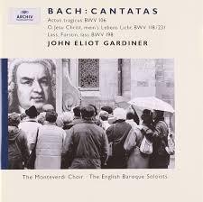 monteverdi choir bach cantatas