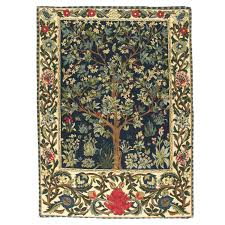 morris tree of life small tapestry national gallery of art shops