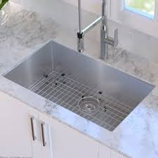 Countertop Kitchen Sink Modern Kitchen Sinks Allmodern