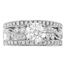 vintage bands rings images Diamond wedding bands vintage diamond wedding bands jpg