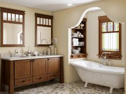 seattle 60 inch vanity bathroom craftsman with framed cabinetry