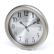 howard miller brushed nickel finished wall clock 625313 pisces