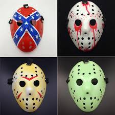 Jason Mask New Jason Mask For Halloween Vs Friday The 13th Horror Hockey