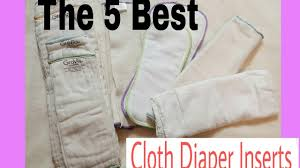 Cloth Diaper Starter Kit The 5 Best Cloth Diaper Inserts My Favorites Youtube