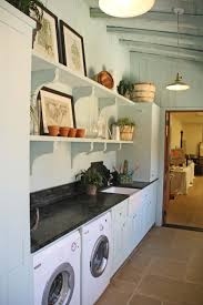 laundry room chic basement kitchen laundry room laundry room
