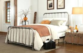 Black Wrought Iron Headboards by Headboard King Size Iron Headboard And Footboard King Size Metal