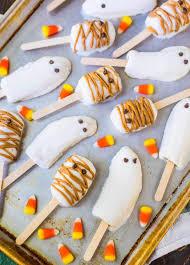 banana halloween bag healthy halloween ghost snacks planning playtime classroom