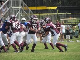 Carrollton Flag Football Recreation Opening Week Round Up Defense Key To 11 12 Braves Win