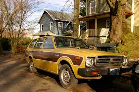 toyota wagon old parked cars 1978 toyota corolla deluxe station wagon