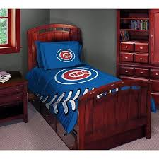 Sports Comforter Sets Twin Chicago Cubs Twin Full Comforter Set By Chicago 69 99 Chicago
