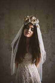 the 25 best flower crown veil ideas on pinterest flower veil