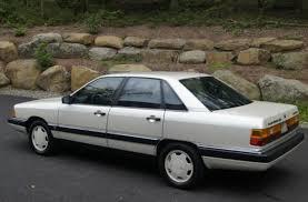 i am audi 5000 audi 5000 cs turbo quattro 1986 car pictures autos