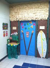 Hawaiian Themed Bedroom Ideas Island Adventures Hawaiian Luau Beach Classroom Door Decoration