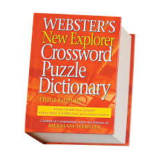 webster s new explorer crossword puzzle dictionary kimball