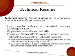 Keywords For Resumes Technical Resume Technical Resume Technical Writer Resume