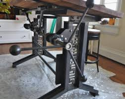 Drafting Table And Desk Drafting Table Etsy