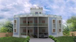 3d house design in bangladesh youtube
