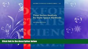 free download time series analysis by state space methods second