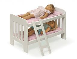 doll bunk beds perfect for american