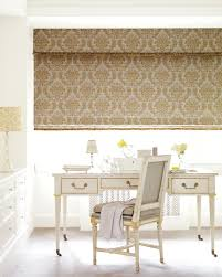 Custom Roman Shades Window Coverings View Point Inc