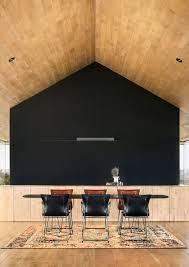 Interieur Maison Bois Maison Bois Design Contemporain Indogate Com Maison Moderne Carre
