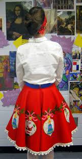 christmas skirt stephens diy tree skirt to skirt in 60 minutes or less